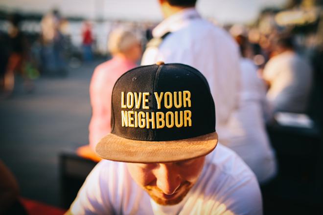 Love Your Neighbor As Yourself